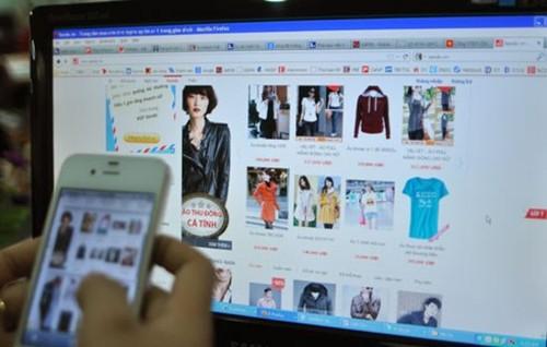 30% người Việt mua sắm trực tuyến vào năm 2020