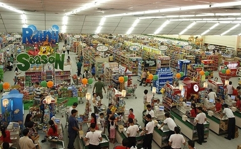 Thị trường bán lẻ và mục tiêu 44 triệu tỷ đồng năm 2035