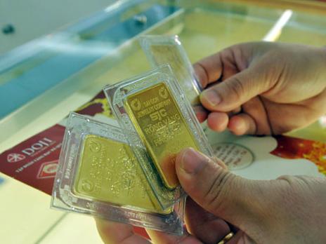 Thị trường vàng Việt Nam: Nhà đầu tư tăng bán vàng