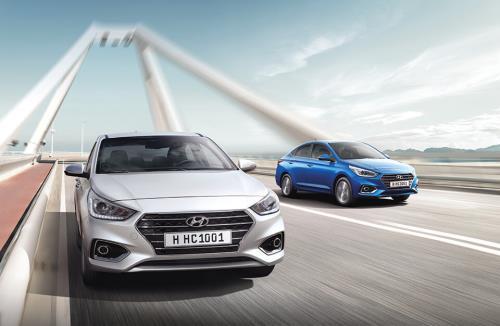 Bảng giá xe ô tô Hyundai tháng 6/2018