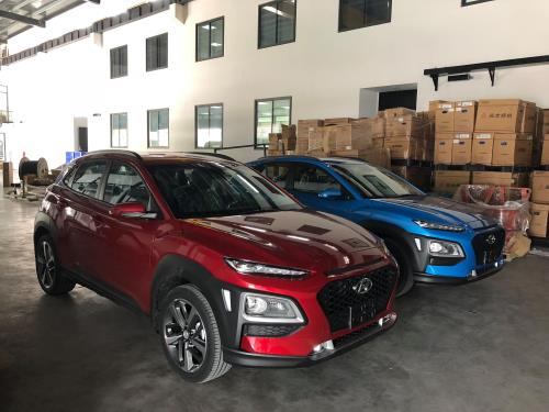 Bảng giá xe Hyundai tháng 8/2018