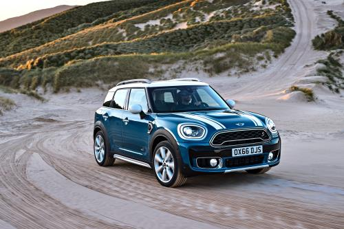 mini countryman the he moi. anh: thaco