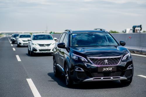 Bảng giá xe ô tô Peugeot tháng 8/2018 cùng ưu đãi về bảo hành