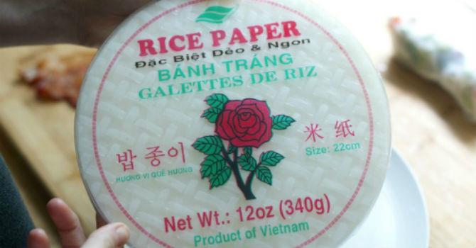 Bao bì nông sản Việt bị chê lòe loẹt ở Hàn Quốc