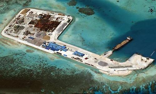 Các nhà khoa học lo ngại Trung Quốc phá hỏng hệ sinh thái biển