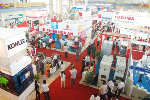 600 doanh nghiệp đến từ 26 quốc gia tham gia Vietnam Expo 2015