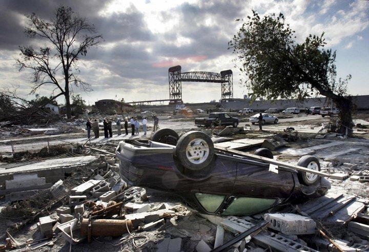Những siêu bão khủng khiếp, ám ảnh nhất lịch sử nước Mỹ