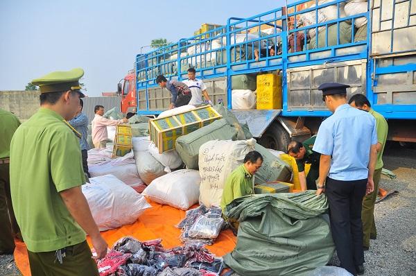 Báo tin buôn lậu, gian lận thương mại được thưởng lên đến 200 triệu đồng