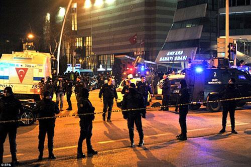 Thổ Nhĩ Kỳ là điểm nóng khủng bố, nơi chồng chéo lợi ích các quốc gia