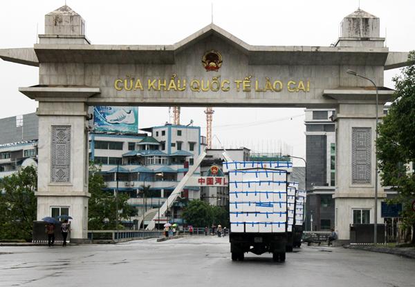 Hầu hết các loại hàng hóa nhập khẩu từ Trung Quốc đều tăng kim ngạch