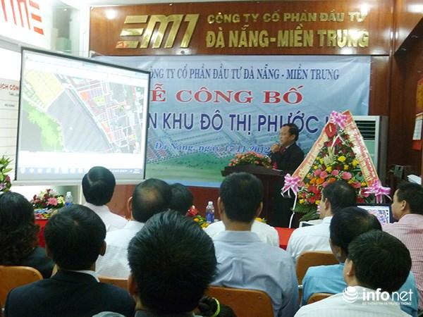 Đà Nẵng: Công bố 18 dự án đủ điều kiện mua bán đất nền