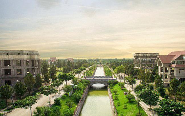 Các thành phố lớn thu được bao nhiêu từ đất?