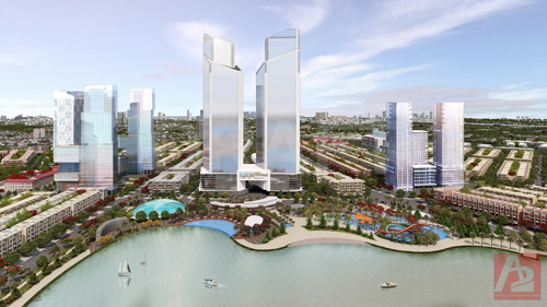Bất động sản khu Đông TP HCM phát triển theo hạ tầng