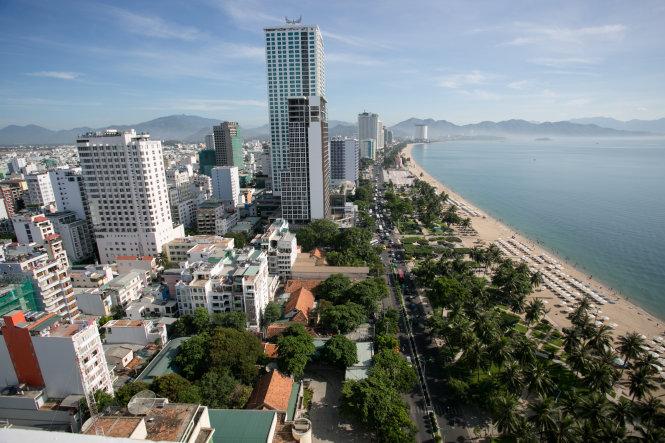 Vốn chảy vào Bất Động Sản nghỉ dưỡng Nha Trang