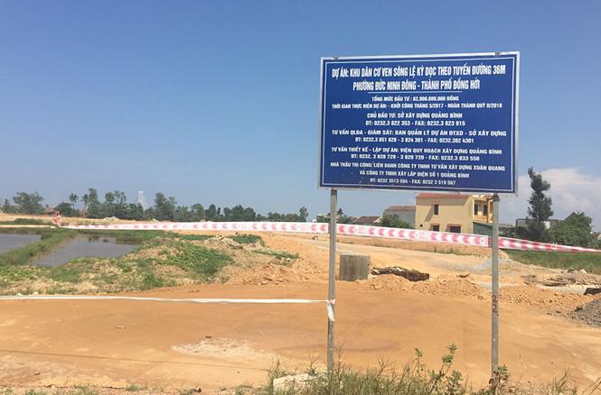 Thị trường bất động sản Quảng Bình: Đất nhiều nhưng giá vẫn cao