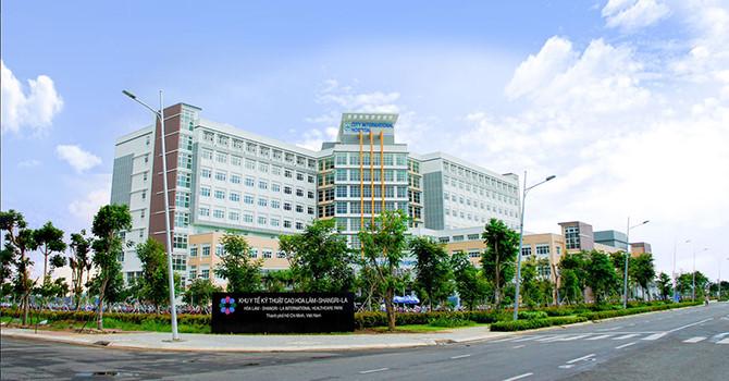 Công ty ngoại liên tiếp bán đất tại dự án Khu Y tế kỹ thuật cao ở TP. HCM