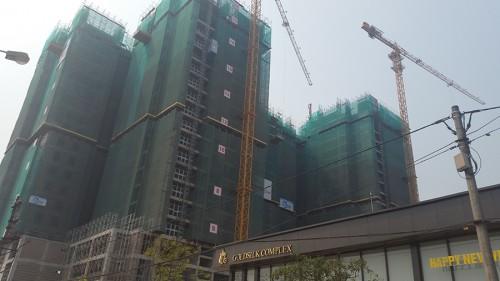 Bất động sản Hà Nội: Giá tăng ở nhiều phân khúc