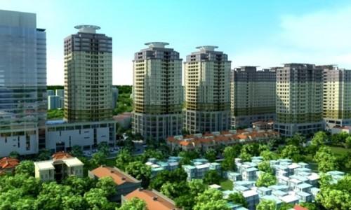 """Diễn biến """"lạ"""" của thị trường địa ốc Hà Nội"""