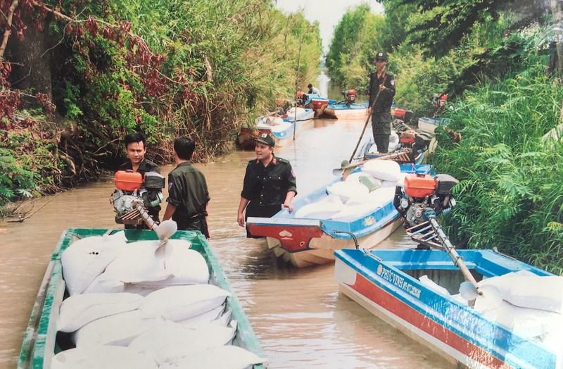 1.001 chiêu hóa kiếp đường Thái thành đường Việt Nam