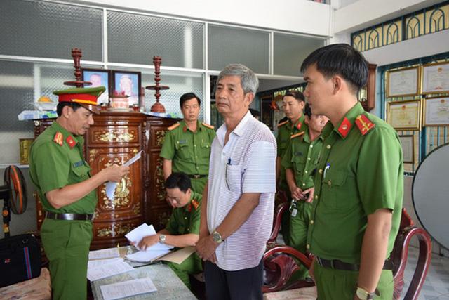 Bắt nguyên Giám đốc và Phó Giám đốc Sở KH-CN Trà Vinh