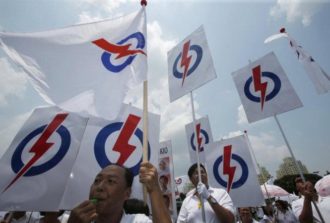 Người được quan tâm nhất cuộc bầu cử ở Singapore