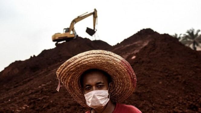Malaysia đau đầu vì bài toán bauxite