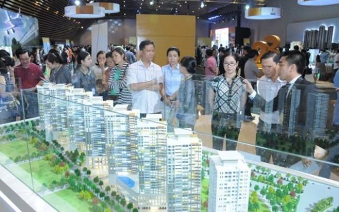 """Giới nhà giàu Thủ đô tạo """"sóng"""" bất động sản Sài Gòn?"""