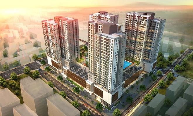 Sức hút của dự án 4 mặt tiền Xi Grand Court