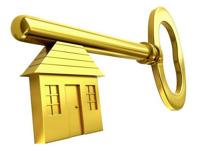 Bất động sản dùng vàng ròng dụ khách mua nhà đầu năm