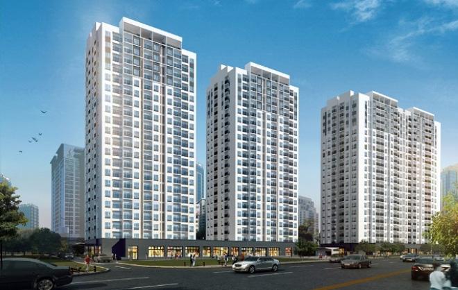 Thêm dự án chung cư vừa túi tiền sát vành đai 3 Hà Nội