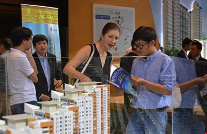 Người nước ngoài 'tăng tốc' mua nhà Việt Nam