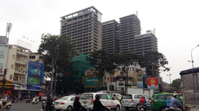 Năm 2015, thị trường Tp.HCM chào bán tới 49.000 căn hộ