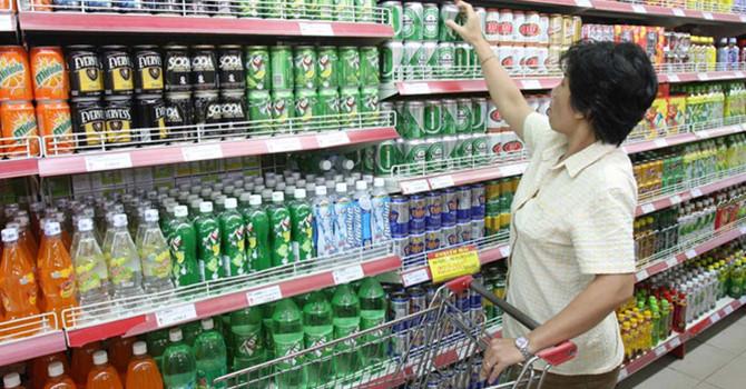 Nielsen: Ngành hàng đồ uống tiếp tục là ngôi sao sáng