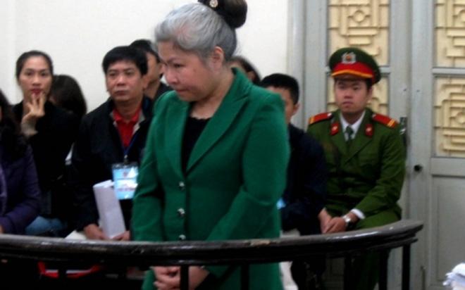 Lừa đảo huy động vốn ở dự án N04 Hoàng Đạo Thúy, nữ chủ tịch HĐQT lãnh án chung thân
