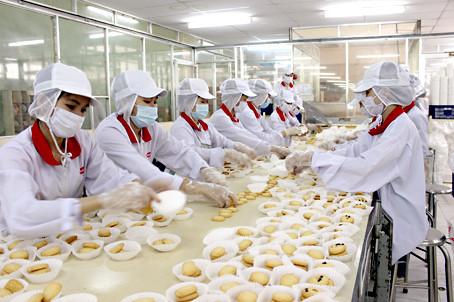 7 tháng đầu năm 2018, xuất khẩu bánh kẹo tăng hầu hết ở các thị trường
