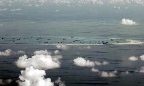 Mỹ - Malaysia bí mật đàm phán để kiềm chế Trung Quốc ở Biển Đông