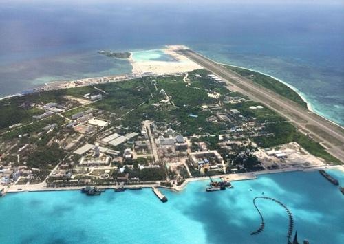 Thiếu tướng Lê Văn Cương:'Trung Quốc đang xây tổ hợp quân sự ở Biển Đông'