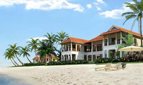 7 lý do khiến nhà giàu Việt đổ tiền vào biệt thự biển