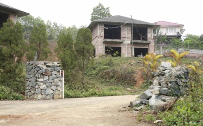 Nóng: Phát hiện thêm 52 biệt thự Bella resort của Archi Land xây trên đất rừng Ba Vì
