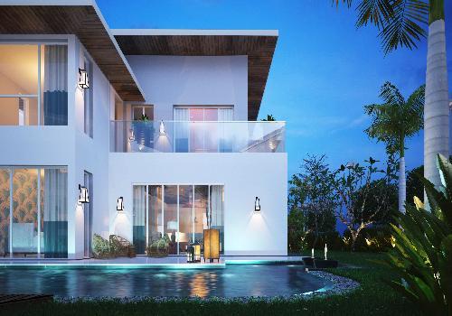 Biệt thự, villas nghỉ dưỡng cao cấp: Làn gió mới cho thị trường bất động sản