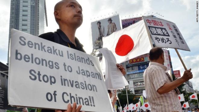 Tỷ lệ người Nhật ghét Trung Quốc tăng cao kỷ lục