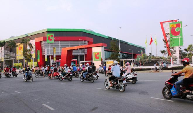 central group cua thai lan se hoan tat thau tom big c vao quy i/2016?