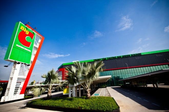 Doanh thu kém xa Saigon Coop, nhưng BigC có một lợi thế lớn mà không nhà bán lẻ Việt Nam nào có được