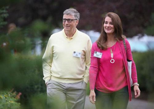 7 cặp đôi quyền lực giàu nhất thế giới