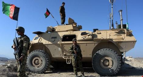 binh si afghanistan