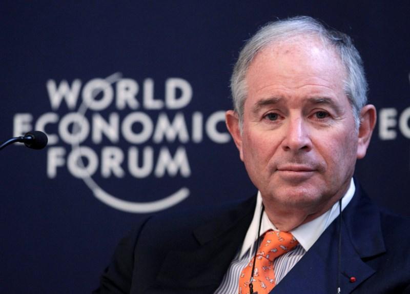 Tổng Giám đốc Stephen Schwarzman của tập đoàn Blackstone Group. Ảnh: BUSINESS INSIDER
