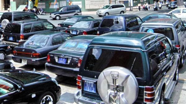Bộ Tài chính lệnh thu hồi nhiều xe công