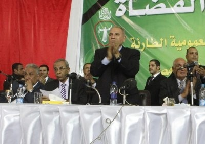 bo truong tu phap ai cap ahmed al-zind anh: reuters