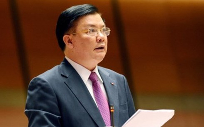 Bộ trưởng Đinh Tiến Dũng: Điều hành ngân sách như đi trên dây