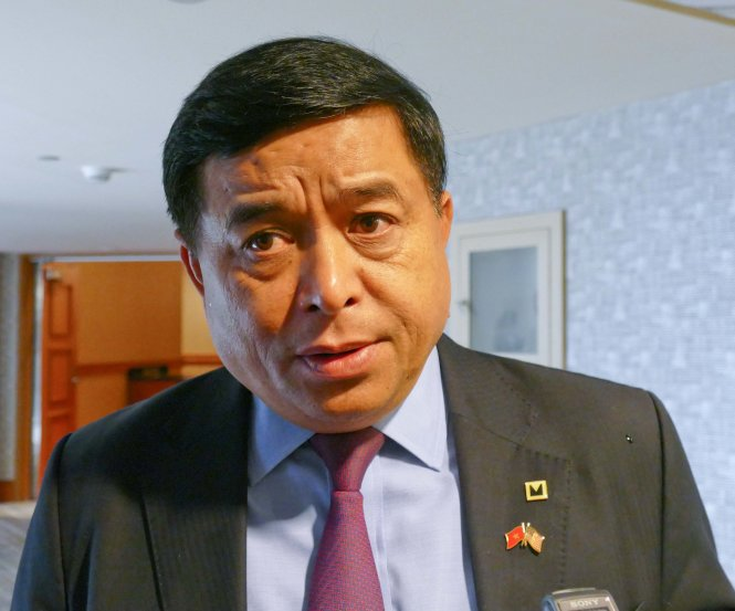ong nguyen chi dung - anh: l.k.